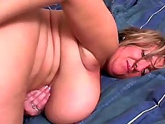 Chubby mature crazy fucked by dude
