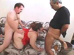 Horny BBW vixen gets nailed heavily