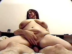 Dude cant get enough of fat sex