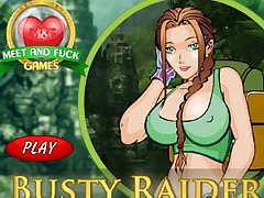 Busty Raider