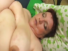 Chubby mom going naughty